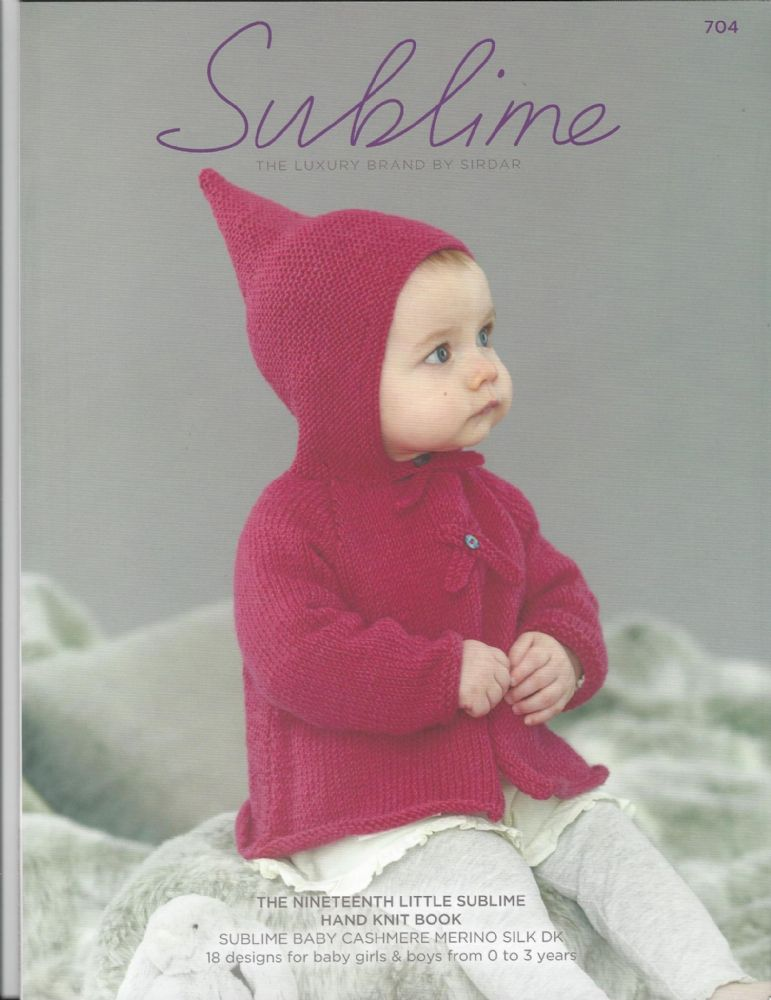 704 The Nineteenth Sublime Hand Knit Book